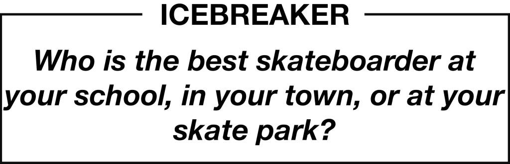 icebreaker copy