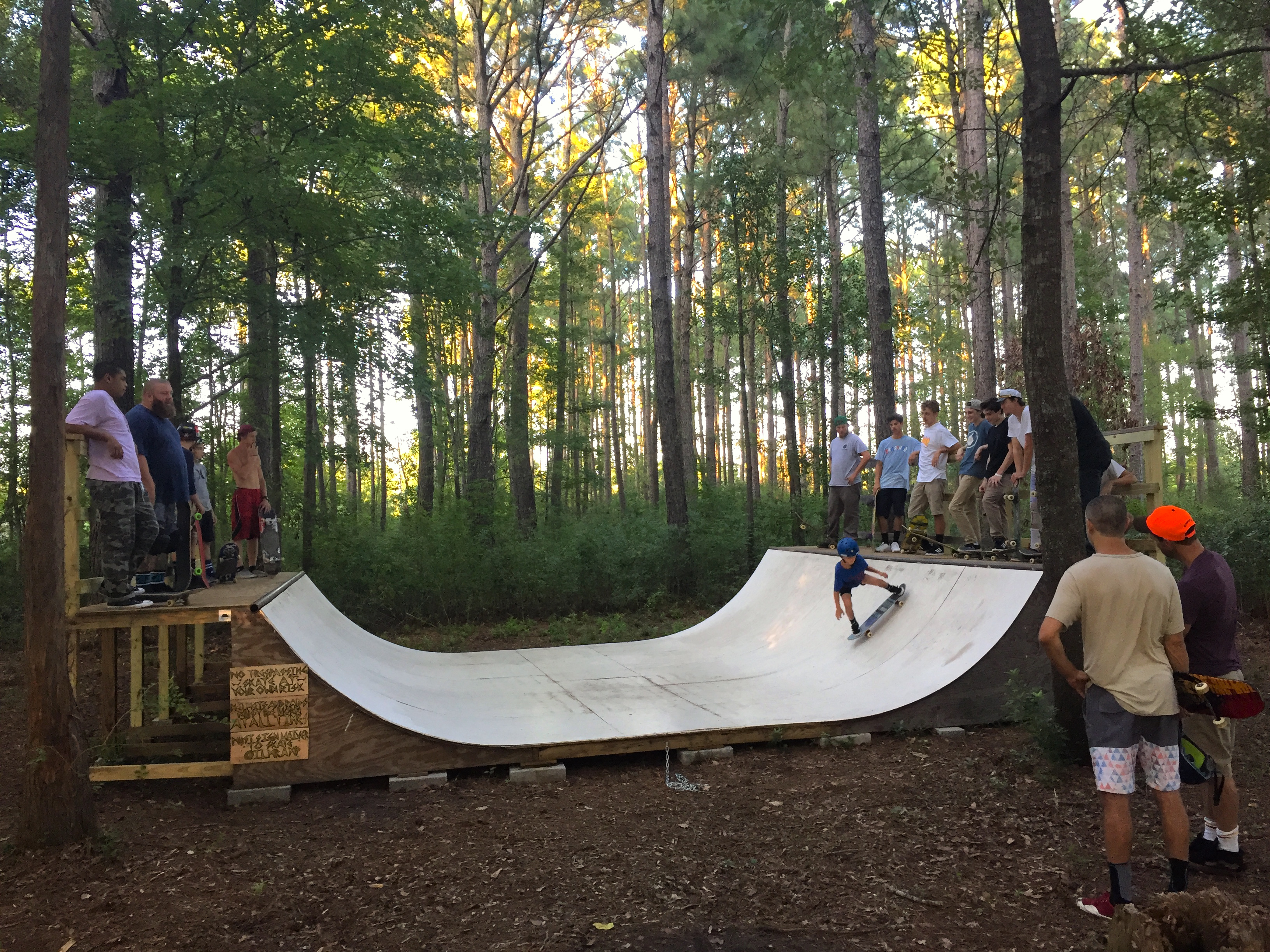 the ramp skate ministry wilmington hampstead leland north carolina nc